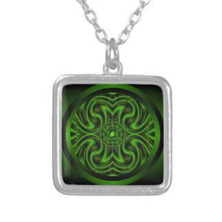 Heart Chakra Mandala Necklace