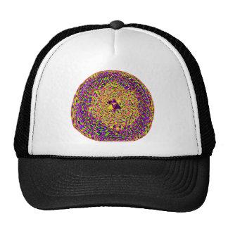 Heart Chakra Mandala Trucker Hat
