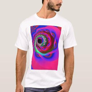 heart chakra spiral T-Shirt