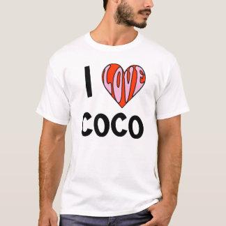 heart_clipart_love, I, COCO T-Shirt