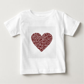 Heart clothes baby T-Shirt