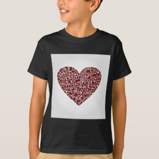 Heart clothes T-Shirt