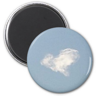 Heart Cloud Magnet