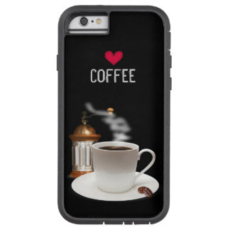 Heart Coffee iPhone 6 Case