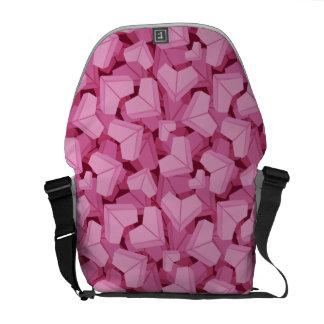 Heart Courier Bag