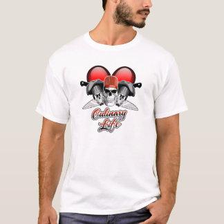 Heart Culinary Life: Chef T-Shirt