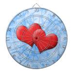 Heart Dart Board