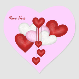 Heart Decor Heart Sticker