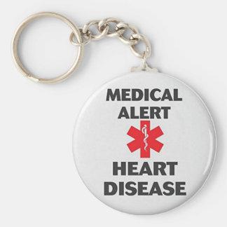 Heart Disease Keychain