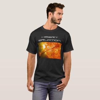 heart eruption T-Shirt