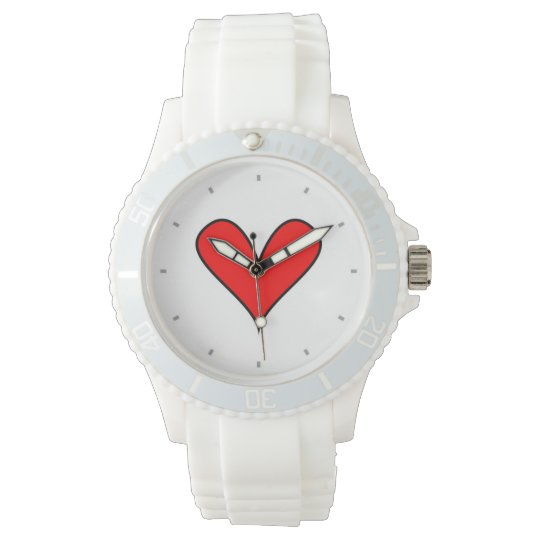 Heart Face Watches