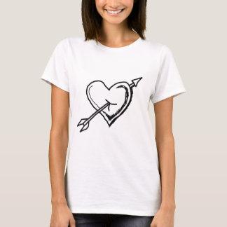 Heart feb T-Shirt