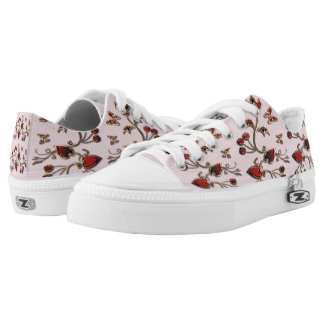 Heart Flower Sneakers