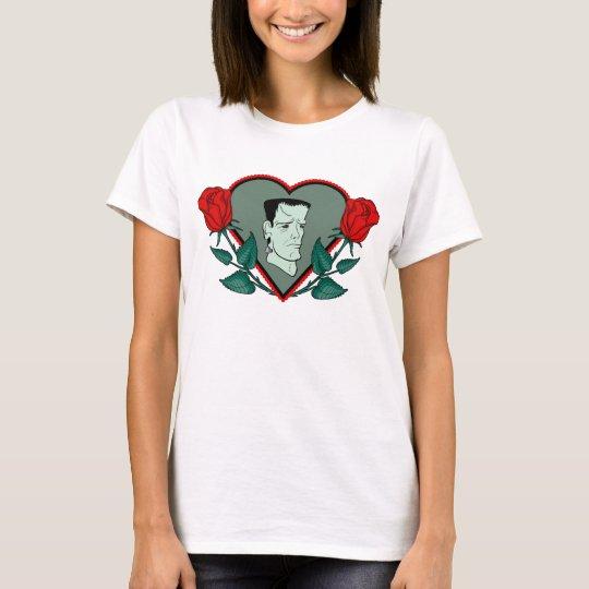 Heart Frankenstein T-Shirt
