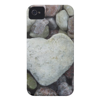 Heart from stone iPhone 4 Case-Mate case