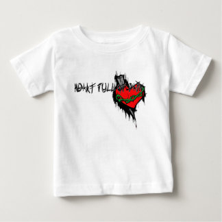 Heart Full Of Pain Baby T-Shirt
