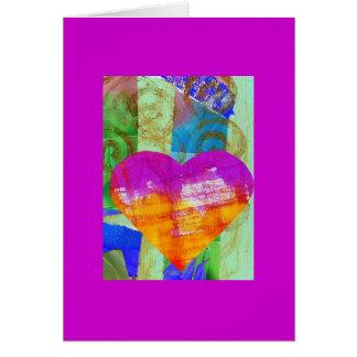 Heart Gate card