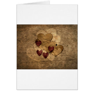 Heart Gifts For Him Card