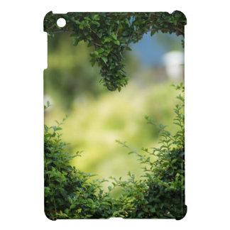 Heart Herzchen Love Romance Luck Valentine's Day Cover For The iPad Mini