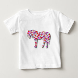 Heart Horse Pink - T-Shirt