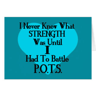 Heart/I Never Knew...I...P.O.T.S. Card