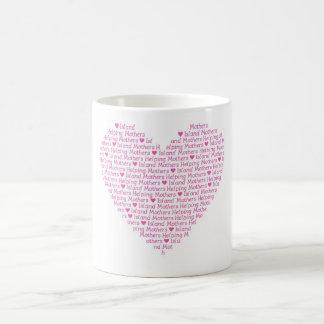 Heart IMHM Coffee Mug