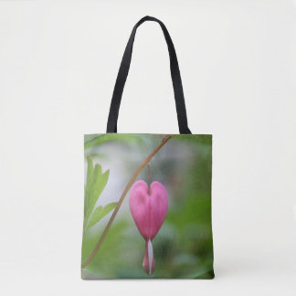Heart In A Bubble Tote Bag