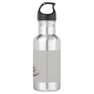 Heart in balance - 3D render 532 Ml Water Bottle