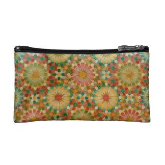 'Heart in Bloom' Islamic geometry bag
