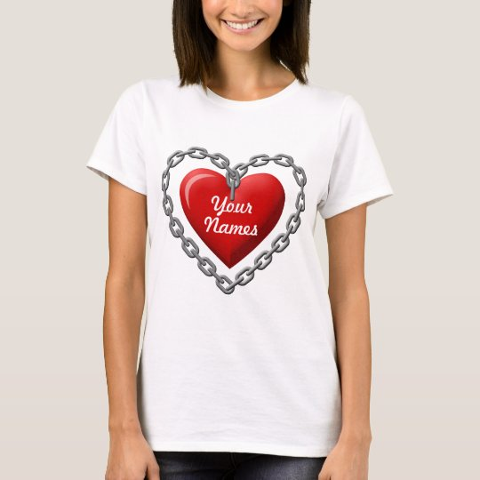Heart In Chains T-Shirt