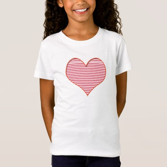 Heart in Front T-Shirt