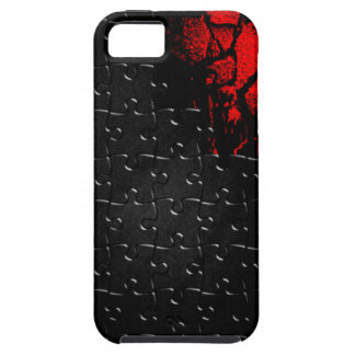 Heart İn Lost Puzzle iPhone 5 Cases