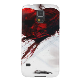 Heart In Love Galaxy S5 Cases