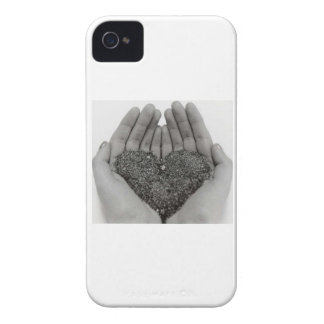 Heart in my Hands iPhone 4 Covers