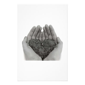 Heart in my Hands Stationery