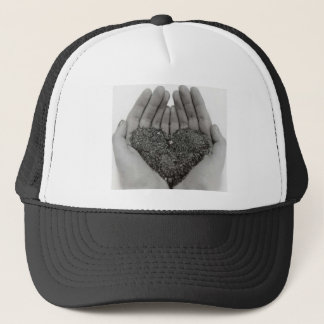 Heart in my Hands Trucker Hat