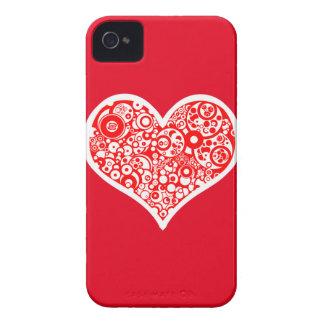 Heart iPhone 4/4S case