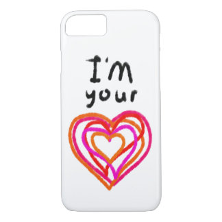 Heart iPhone 8/7 Case