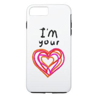 Heart iPhone 8 Plus/7 Plus Case
