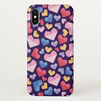 Heart iPhone X Case