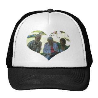 Heart Kenny Edna May and Lynn Trucker Hat