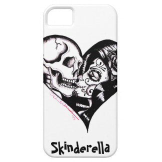 """Heart Kiss"" by Skinderella - Phone Case"