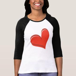 Heart ladies shirt