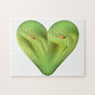 heart ladybug jigsaw puzzle