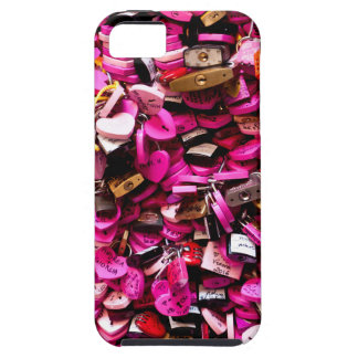 Heart Locks Case For The iPhone 5