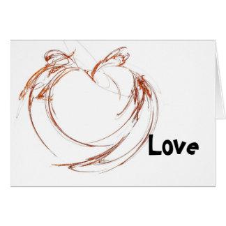 heart, Love Card