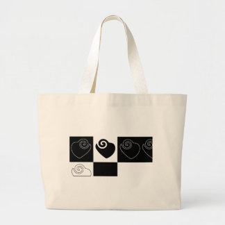heart, love , friendship , family, relationships large tote bag