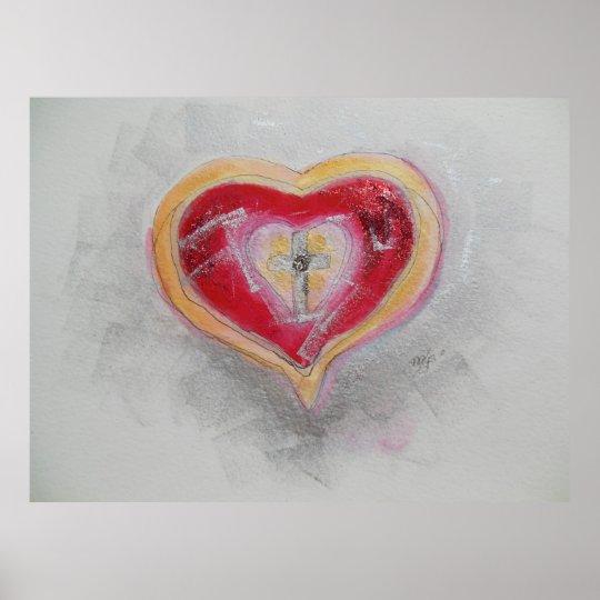 Heart Love poster