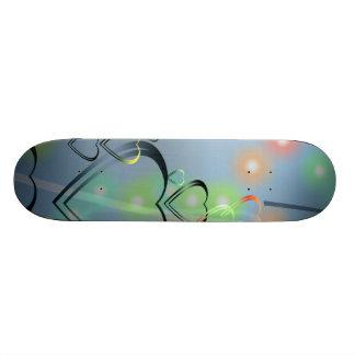 Heart Love Skate Decks