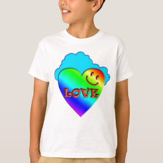 Heart Love T-Shirt